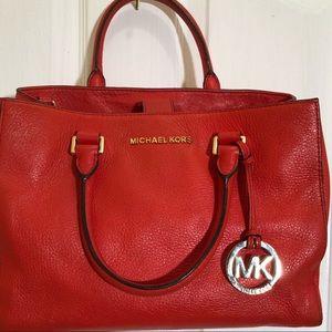 Michael Kors Authentic Handbag , nice Shape